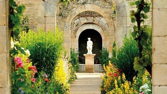 Visite libre jardins haute saison